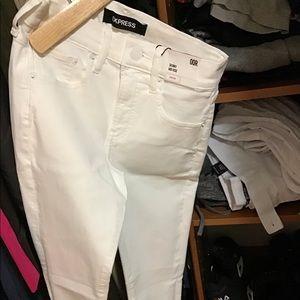Express jeans women's